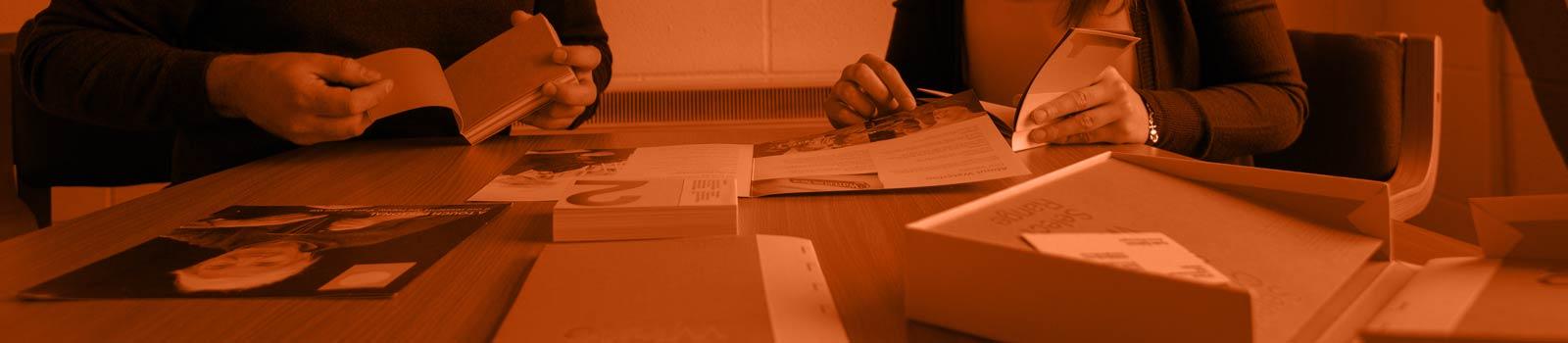 Print Design Birmingham UK