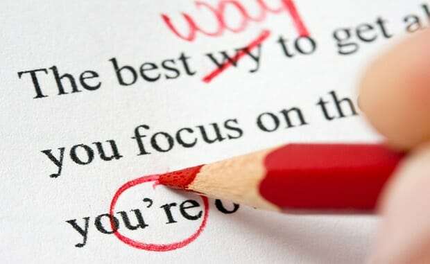 top tips on how to proof read press releases properly
