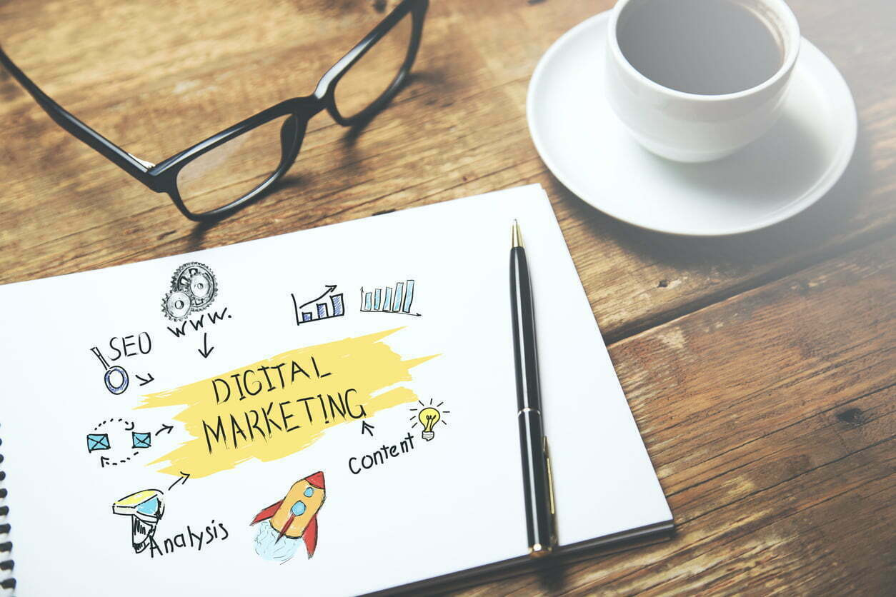 Digital marketing strategy tips for Professional Services - Digital Glue